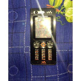 Celular Sony Ericsson W880i Funcionando Al 100
