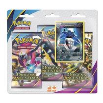 Pokémon Triple Pack Xy 7 Origens Ancestrais Malamar