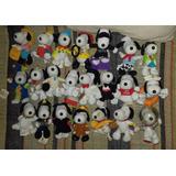 Lote 22 Peluches * Snoopy Sueños * Mc Donalds Cajita Feliz