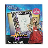 Porta Retrato Hannah Montana Miley Cyrus Disney