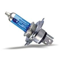 Lâmpada Super Branca Moto H4 35/35 Watts 4300k - Teslla