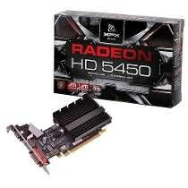 Placa Vídeo Ddr3 Pci-express 1gb Ati Radeon Hd5450 Pci-e Xfx