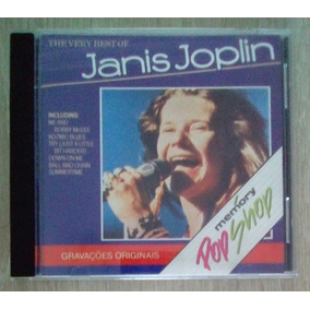 Cd Janis Joplin - The Very Best Of