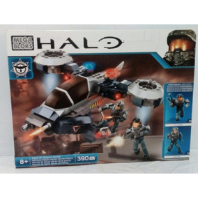 Halo Hornet Vehiculo Patrulla Megabloks Envio Cyy59 117gt