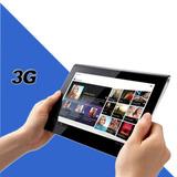 Tablet Celular Android 6 10 Pulgadas 3g 2 Chip Gps Satelital