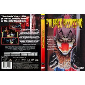 Coleção Palhaços Assassinos + Pegadinhas Macabras 3 Dvds