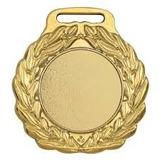 Medalhas Vitoria M45000 - Ouro/prata/bronze Com Fita