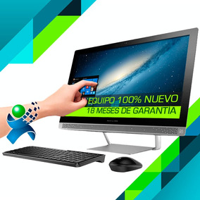 Nueva Hp All In One Core I 7ma Gen.+12gb+1tb+ Touch Fhd 24