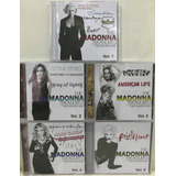 Cds The Madonna Lost Treasures - 78 Músicas Inéditas