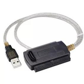 Cable Adaptador Convertidor Usb A Sata Ide Nuevo