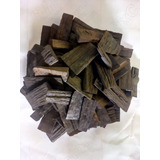 Kit Chips/lascas Diversas Pct Com 400 Gramas.