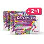 2x1 Deporflex Suplemento Para Runners Glucosamina Condroitin