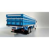 Carroceira Truck Graneleiro 1/43 Mercedes Bens 1618-tls