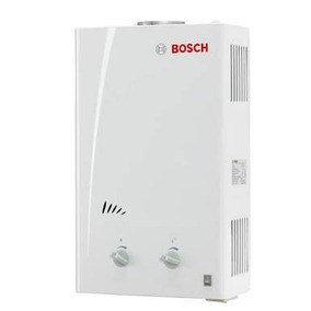 Calentador/boiler Bosch 13lts Gas Nt