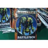 Card Games Rpg Raridade Booster Battletech Mercenaries