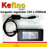 Cargador Regulador 12v 2500ma Hp Od030d13 Original
