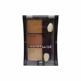 Paleta Maybelline Expert Wear 46 Bronze Glitz