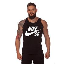 Camiseta Camisa Regata - Nike Sb Alta Qualidade A Melhor