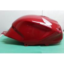 Tanque Combustível Twister 2005 Vermelho Pintado