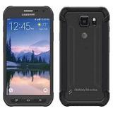 Samsung Galaxy S6 Active Azul Camuflaje 32gb Ip68 4g Lte 16m