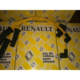 Cables De Bujias Para Renault Twingo 8v High Performance 8mm