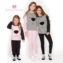 Pijama De Nena Marcela Koury Invierno 2016