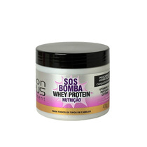 Máscara S.o.s Bomba Whey Protein Salon Opus