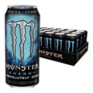 Energética Monster Energy Absolutely Zero (24 Unidades)