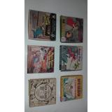 Cintas Carrete Peliculas Super 8 Ml Proyector Caricaturas