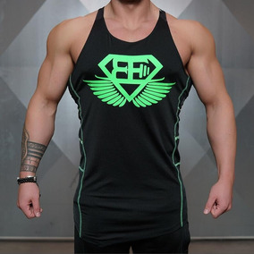 Camisa Body Engineers Xa1 Stringer Olimpica Gym Crossfit