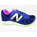 Tenis New Balance Running W770bp5 Blue Purple / Morado Azul