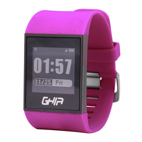 Ghia Smart Watch Vitale/ 1.28 Touch/ Waterproof/ Bt/ Ios/ An