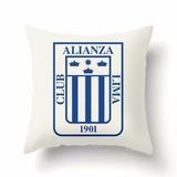 Cojin Insignia Alianza Lima (d0169 Boleto Store)