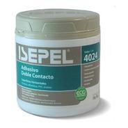 Adhesivo Doble Contacto 2kg Isepel 4024 Alfombras P.vinilico