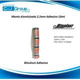 Manto Aluminizado 2.2mm Adhesivo 10mt Bitualum Somos Tienda