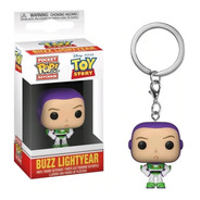 Funko Pop Pocket Llavero Disney Toy Story Buzz Lightyear