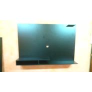 Panel Rack Flotante Hasta 43   100x80 Para Tv Lcd Led Smart