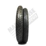 Par Pneu 100/90-18 + 275-18 Mt65 Pirelli Cbx 200 Strada