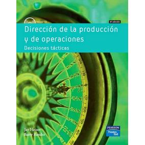 Libro: Dirección De La Producción Y De Operaciones:... - Pdf
