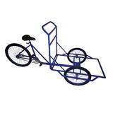 Trike Cargo - Ecocase (food Bike, Bicicleta De Carga)