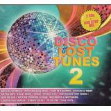 Disco Lost Tunes Disco 2 Dos + Non Stop Mix 3 Discos Cd