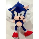 Peluche Sonic The Hedgehog Personaje Sega Evergames