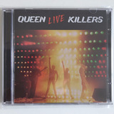 Cd Duplo - Queen Live Killers (1979) - Freddie Mercury