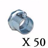 Super Oferta De Conector De Chapa Ag De 1 Pulgada X 50u