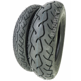 Par Pneus 170/80-15 + 120/90-17 Pirelli Mt66 P/ Shadow 750