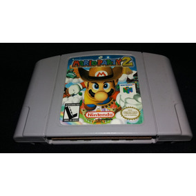 Mario Party 2 - Original - Nintendo 64