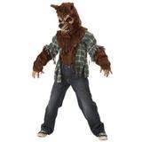 Disfraz De Hombre Lobo Para Niño Talla L en Mercado Libre Colombia daa6c5ac66a