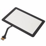 Tela Frontal + Touch Samsung P7501 Galaxy Tab 10.1n 3g Preto