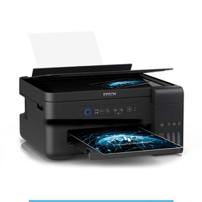 Impressora Multifuncional Epson Tanque De Tinta L4150