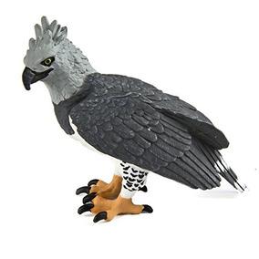 Safari Ltd. Águila Arpía - Realista Pintado A Mano De Juguet